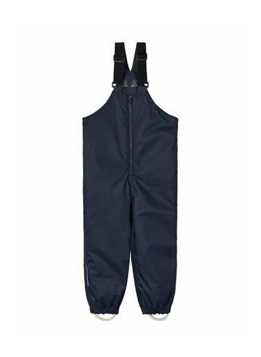 Name It Name It 13177602 %100 Polyamid Düz Su ve Rüzgar GeÇirmez Çocuk Kayak Pantolonu Lacivert